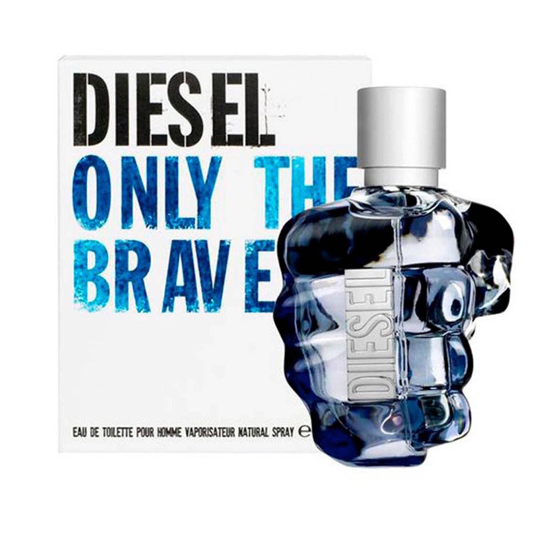 Diesel only the brave eau de toilette pour homme 200ml