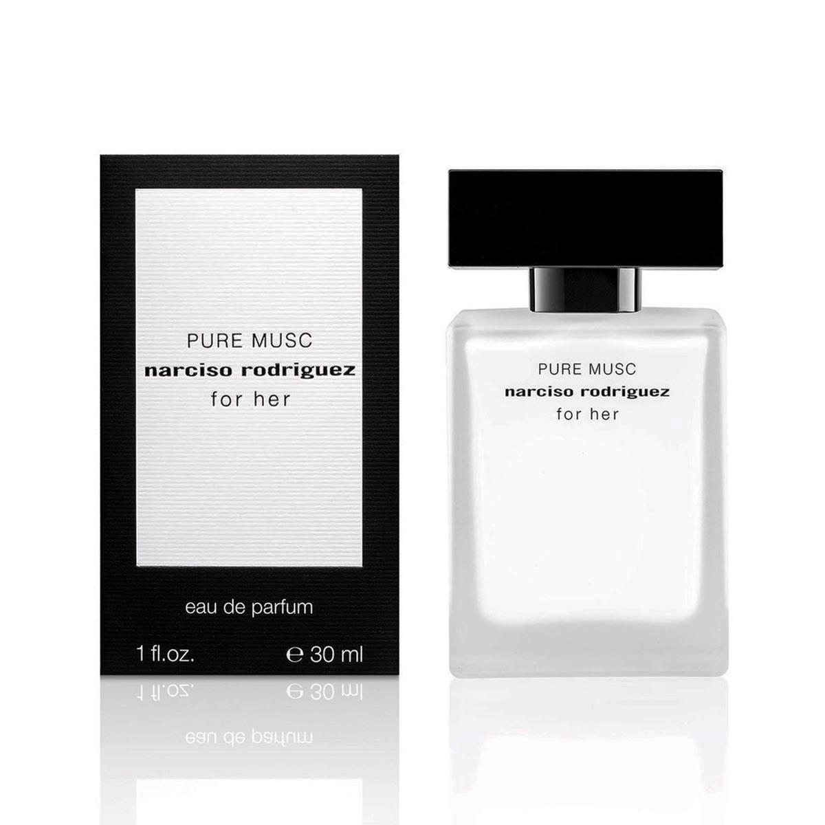 Narciso rodriguez for her pure musc eau de parfum 30ml vaporizador