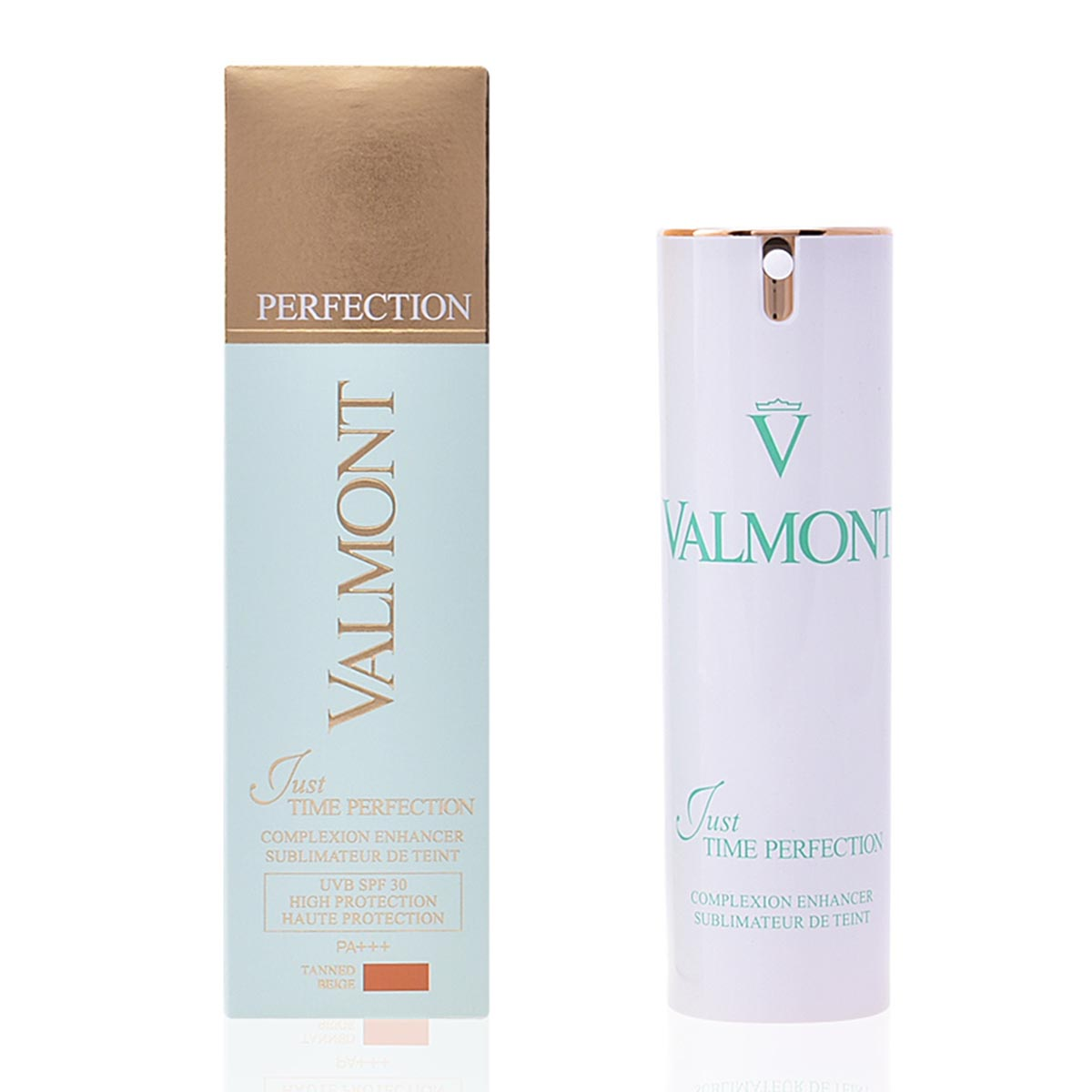 Valmont perfection just time anti age complexion spf30 tanned beige 30ml
