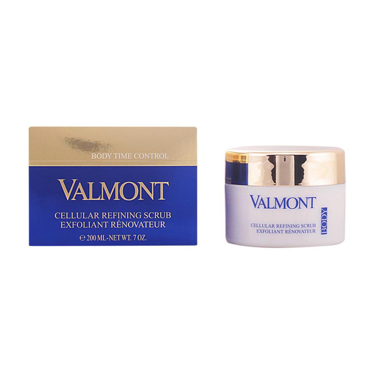Valmont body time control cellular refining scrub 200ml