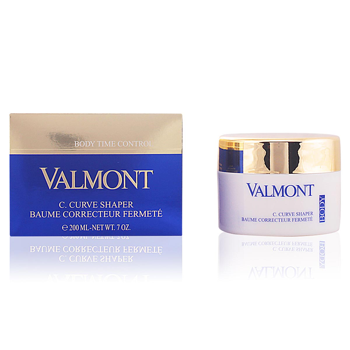 Valmont body time control c curve shaper baume 200ml