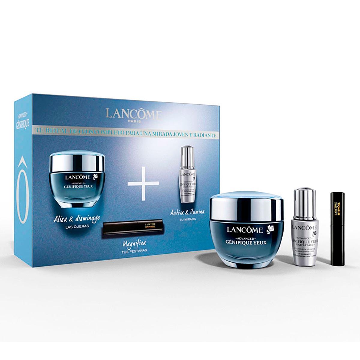 Lancome advanced genifique yeux cream light pearl concentrate mascara