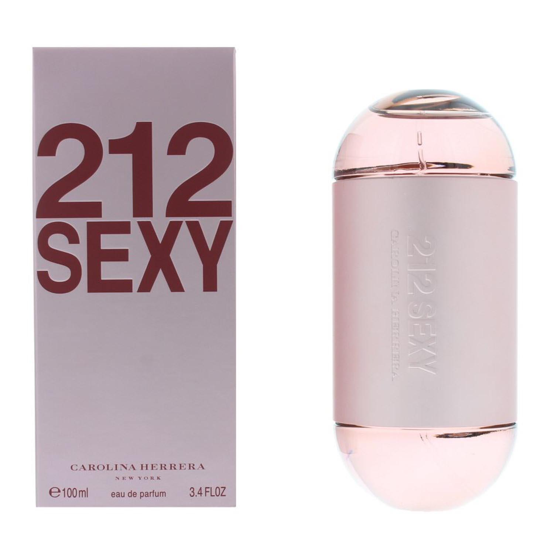 Carolina herrera 212 sexy eau de parfum 100ml vaporizador
