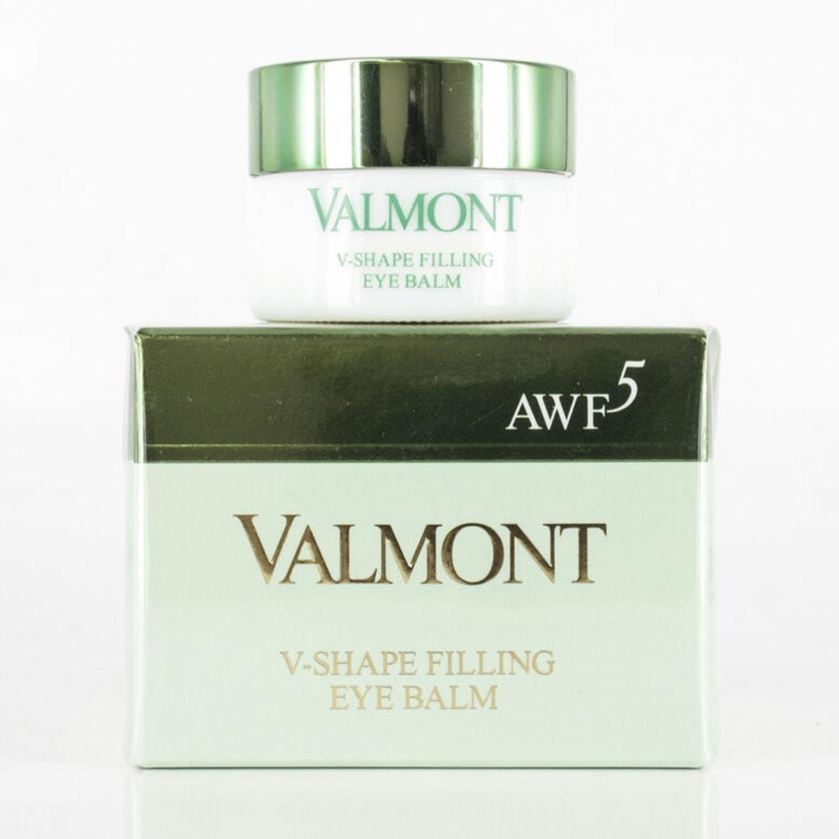 Valmont awf5 v shape filling eye balm 15ml