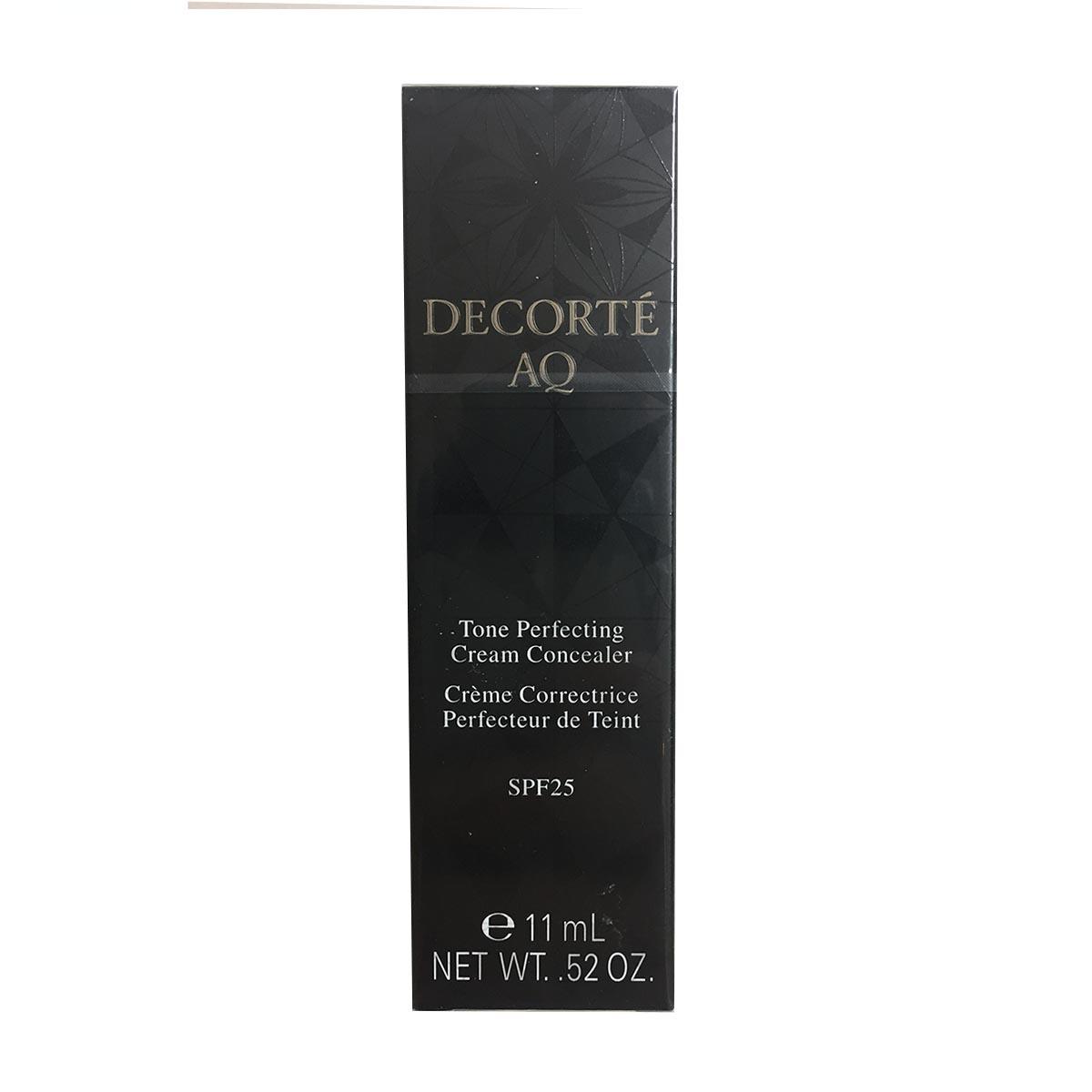 Decorte aq tone concentrate cream 01