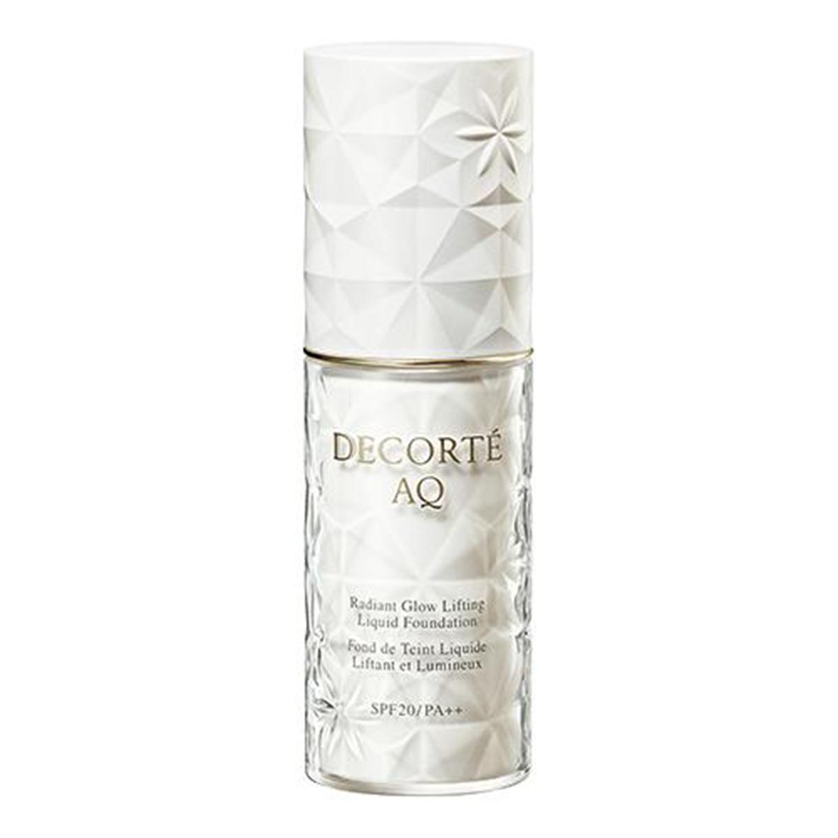 Decorte aq radiant glow lifting liquid foundation 302 30ml