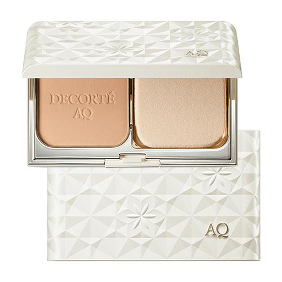 Decorte aq radiant glow powder foundation 201 11gr