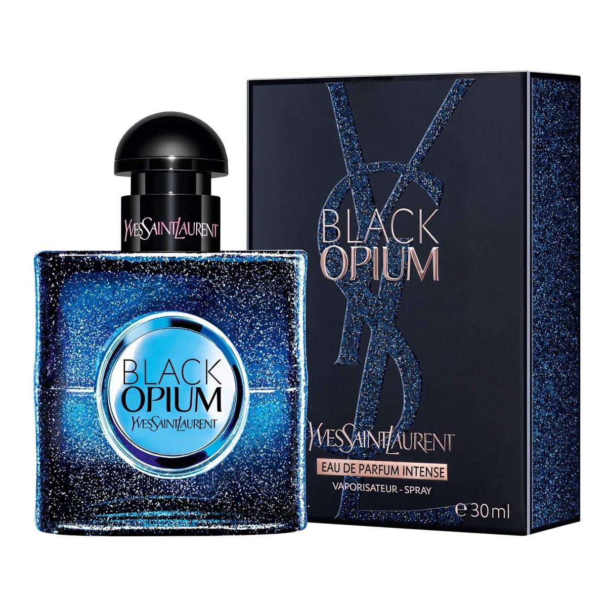 Yves saint laurent black opium eau de parfum intense 30ml vaporizador