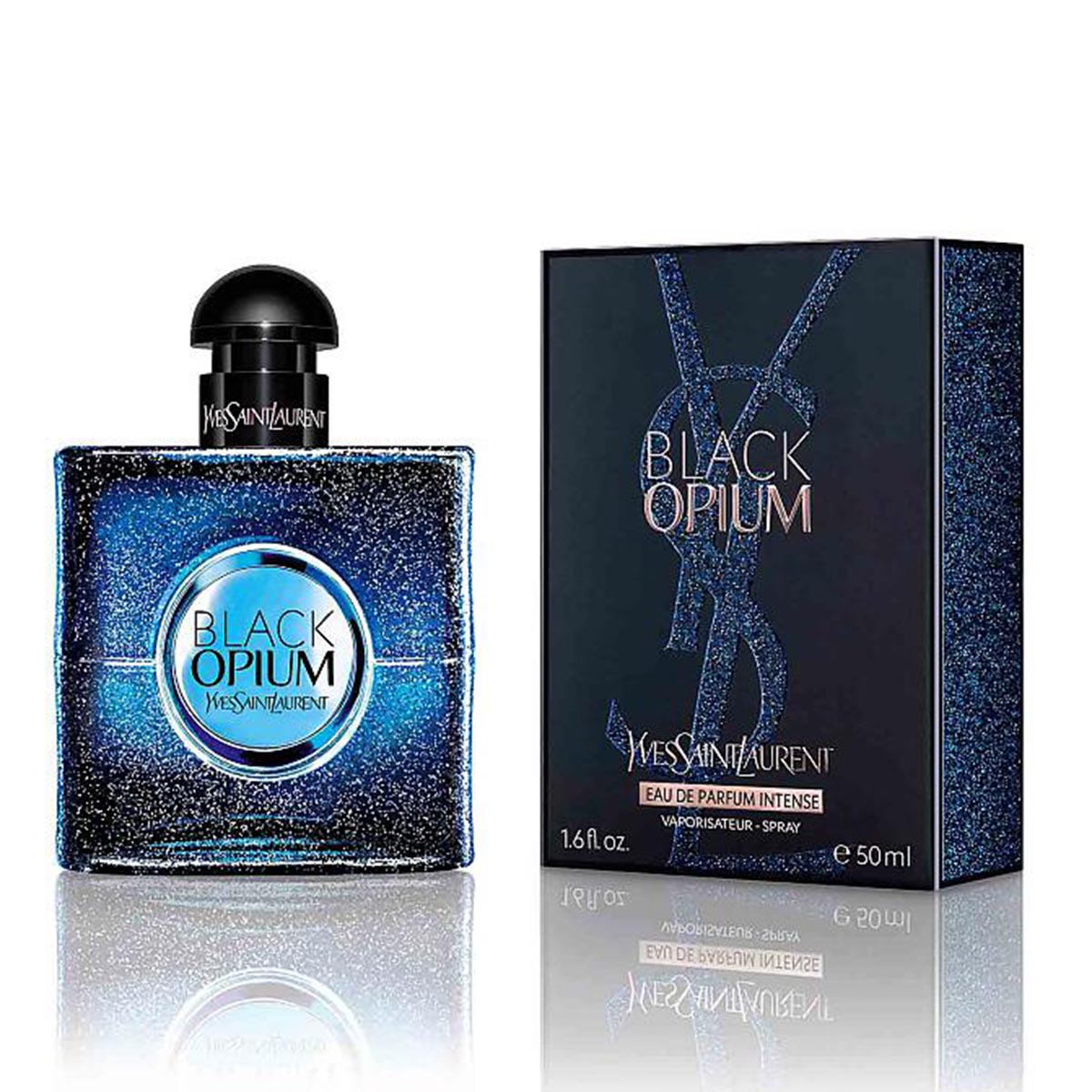 Yves saint laurent black opium eau de parfum intense 50ml vaporizador