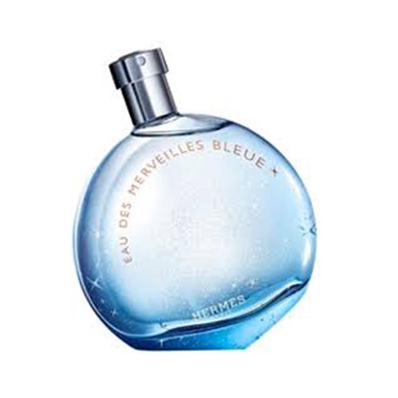 Hermes eau des merveilles bleue eau de toilette 30ml vaporizador