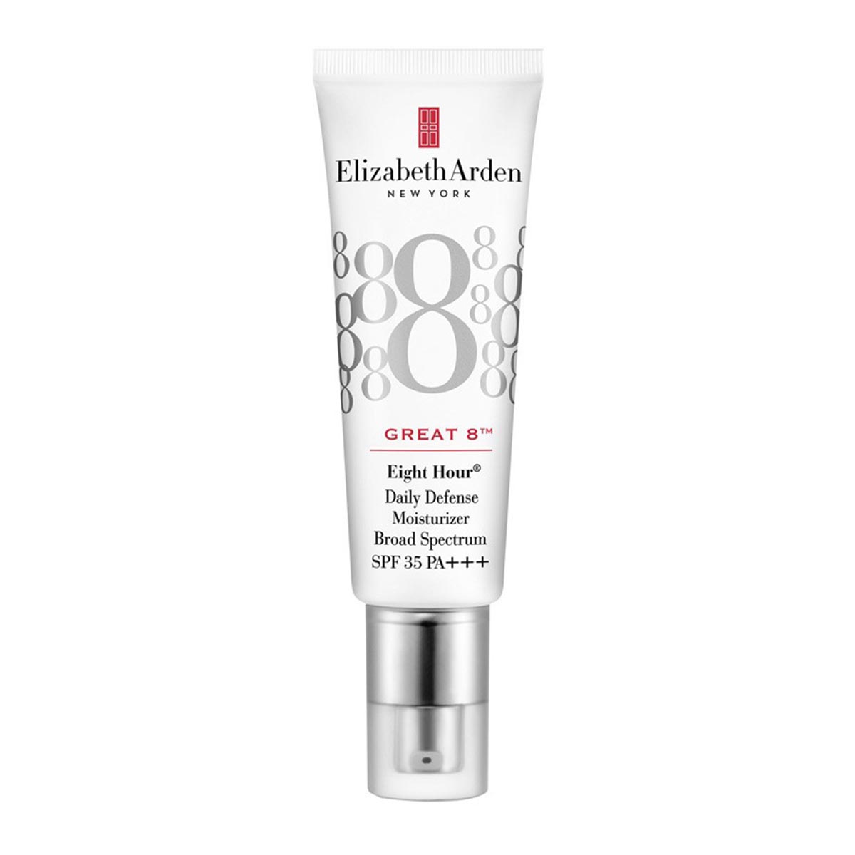 Elizabeth arden eight hour great 8 spf35 daily defense moisturizer 50ml