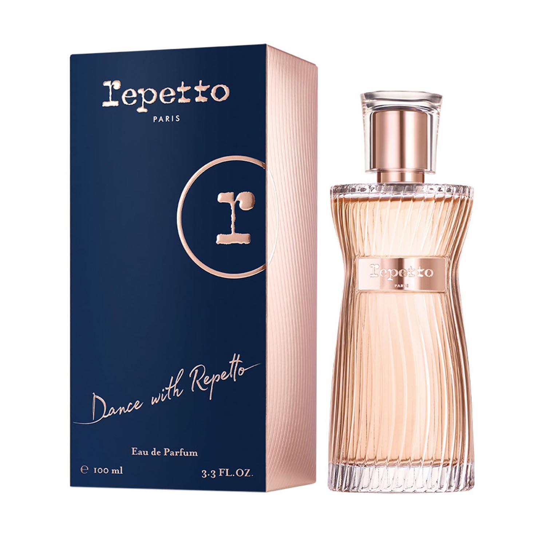 Repetto dance with repetto eau de parfum 100ml vaporizador