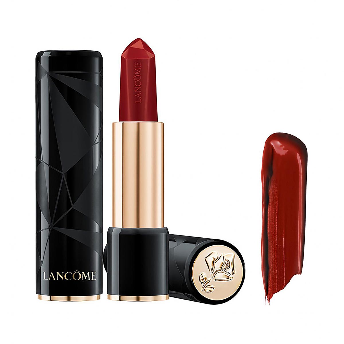 Lancome absolu rouge ruby cream lipstick 481 pigeon blood ruby