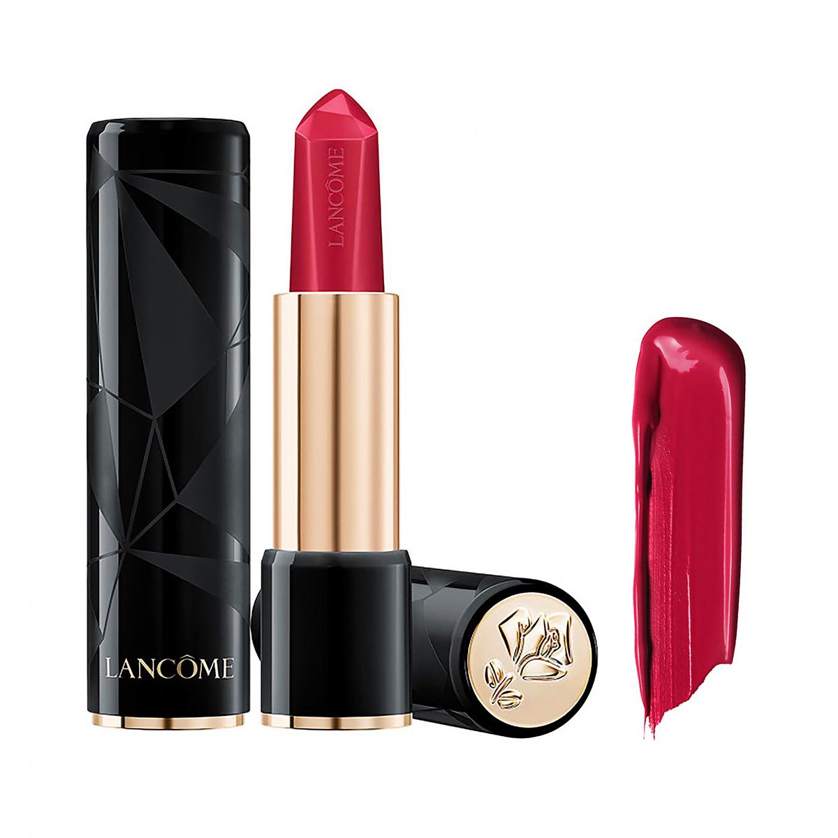 Lancome absolu rouge ruby cream lipstick 364 hot pink ruby
