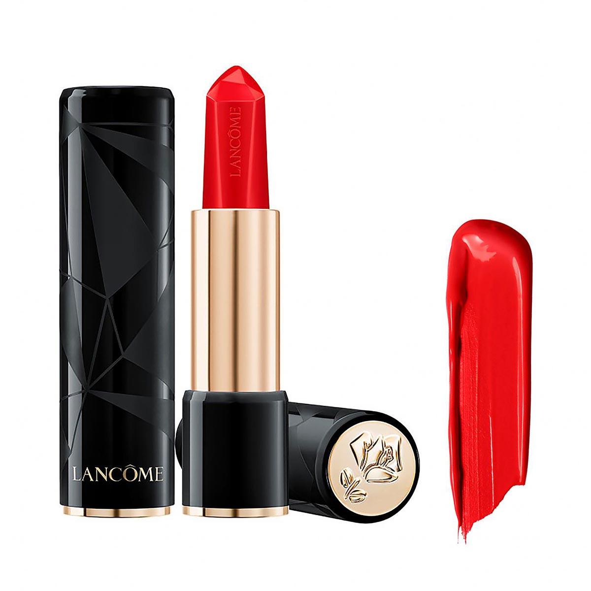 Lancome absolu rouge ruby cream lipstick 131 crimson flam