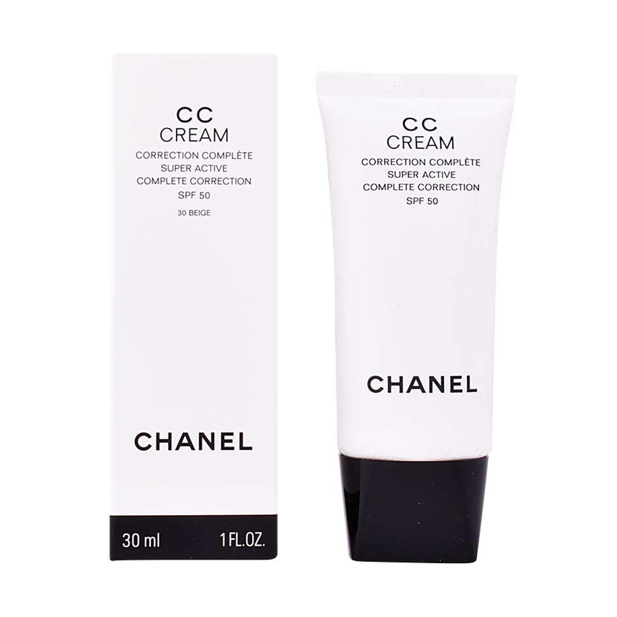 Chanel cosmetica crema cc spf50 b20 30ml