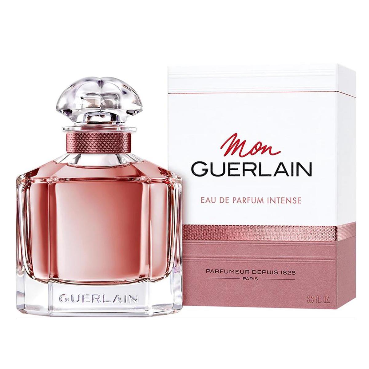 Guerlain mon eau de parfum intense 50ml vaporizador
