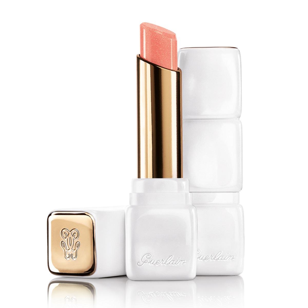 Guerlain kiss kiss matte lipstick r347 peach sunrise