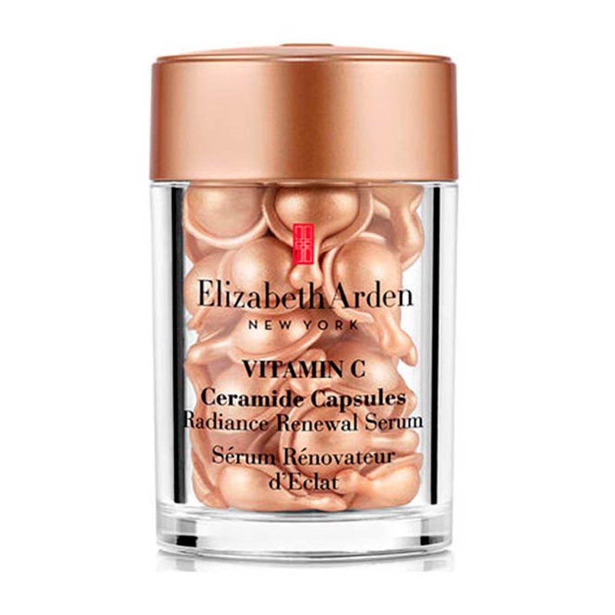 Elizabeth arden vitamin c ceramide capsules radiance renewal serum 60u