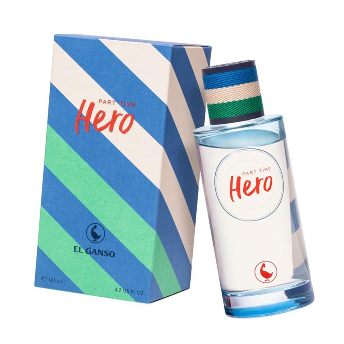 El ganso part time hero eau de toilette 125ml vaporizador