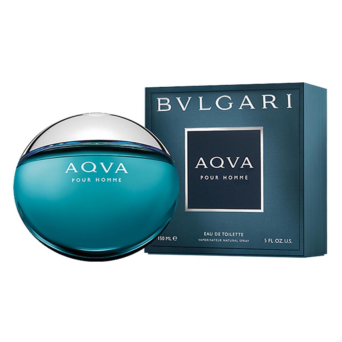 Bvlgari aqva pour homme eau de toilette 150ml vaporizador