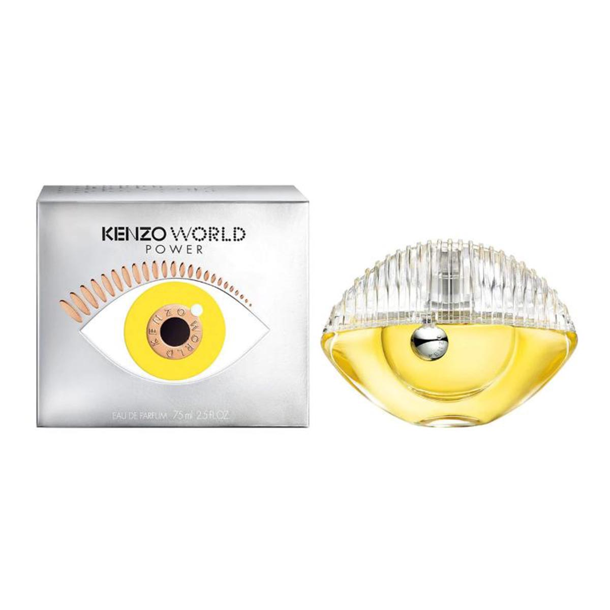 Kenzo world power eau de parfum 75ml vaporizador