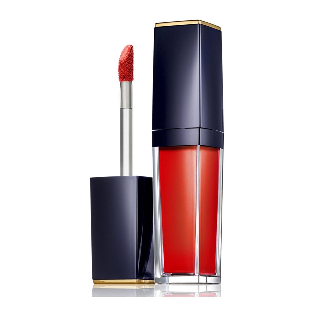 Estee lauder pure color envy liquid lipstick poppy sauvage