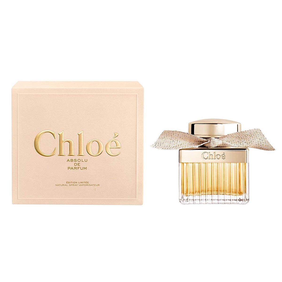 Chloe absolu de parfum 75ml vaporizador