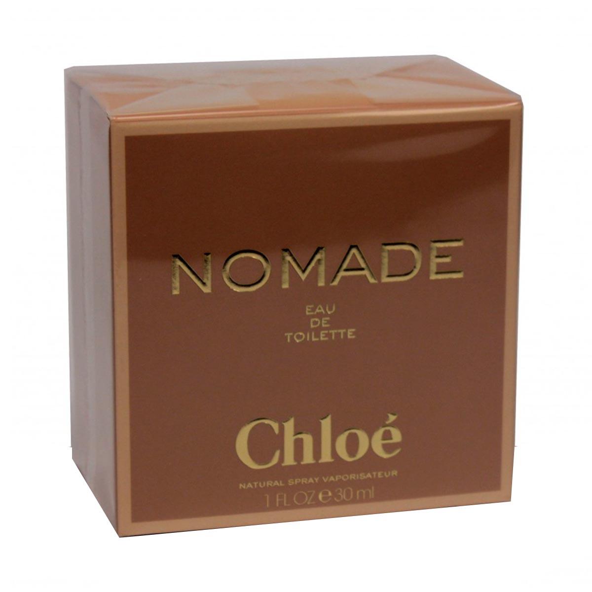 Chloe nomade eau de toilette 30ml vaporizador