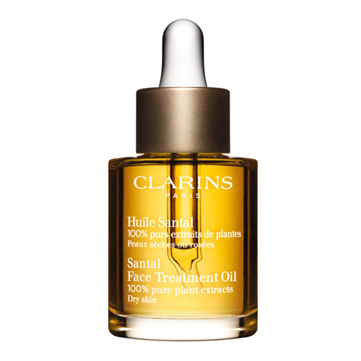 Clarins santal treatment oil face 30un
