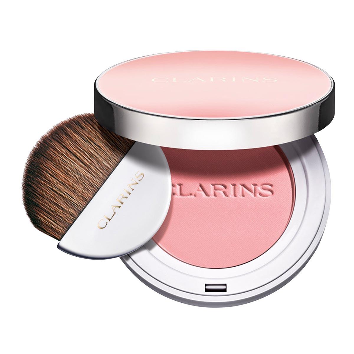Clarins joli blush colorete 01 cheek baby