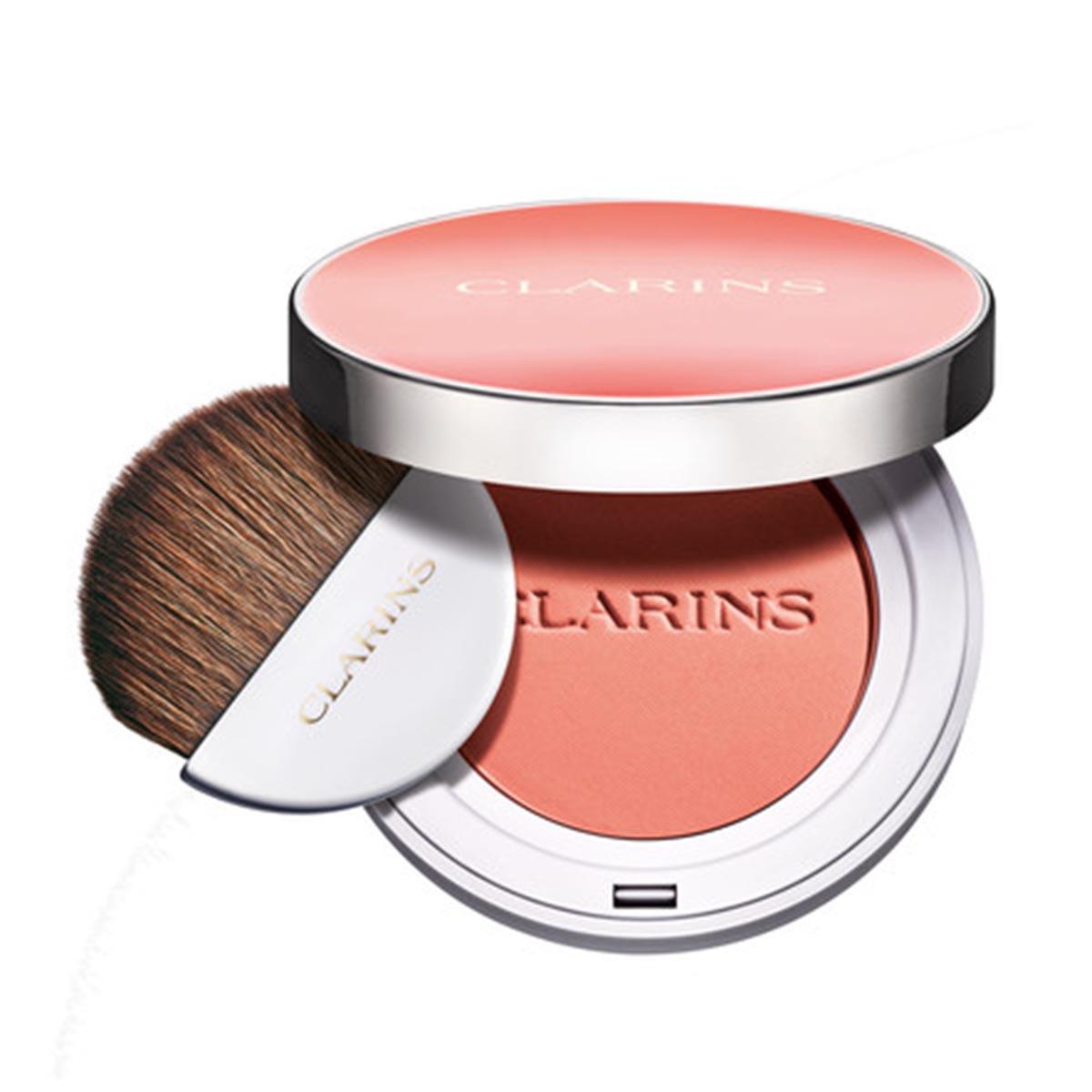 Clarins joli blush colorete 06 cheeky coral