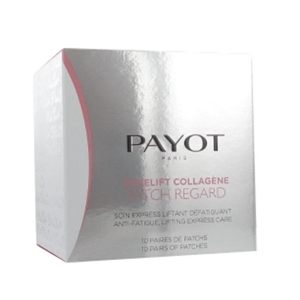 Payot paris roselift collagene patch regard 10uds