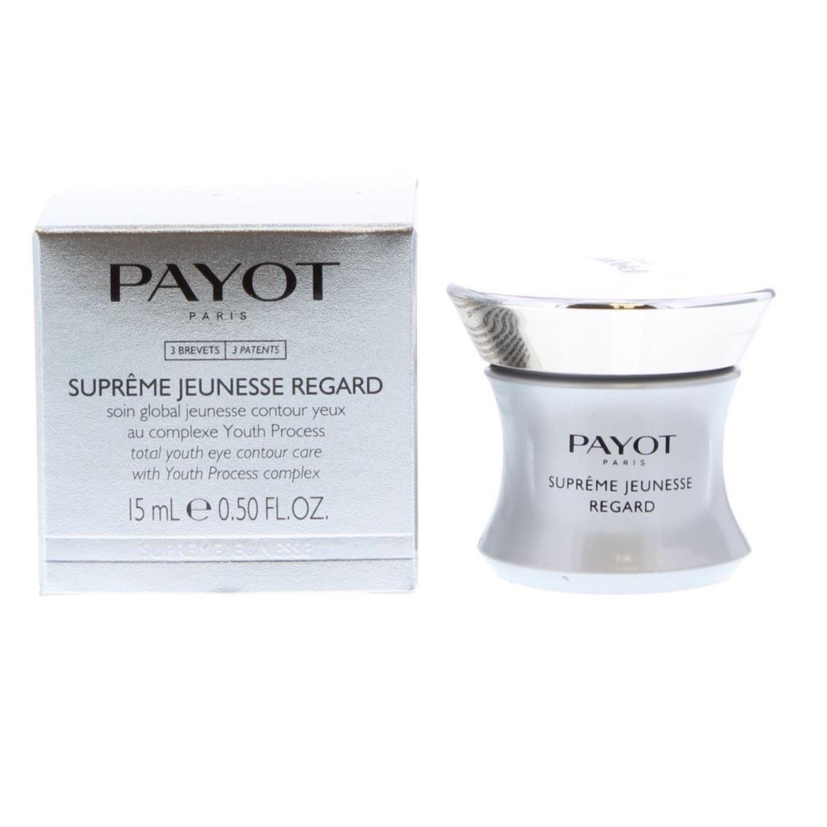 Payot supreme jeunesse regard 15ml
