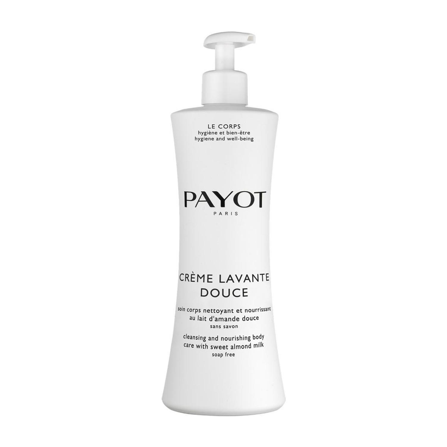 Payot le corps cleansing and nourishing body care milk 400ml