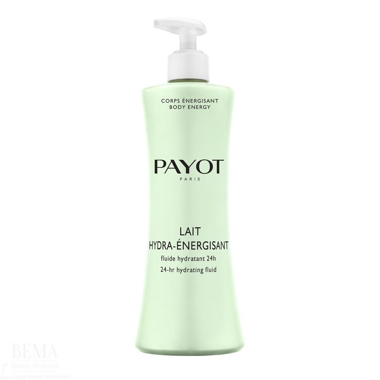 Payot body energy lait hydra energisant 400ml