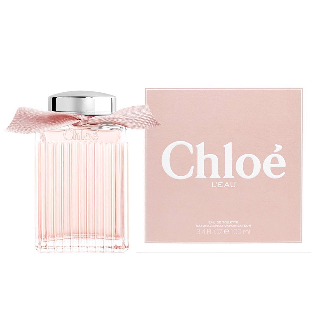 Chloe leau eau de toilette 100ml vaporizador