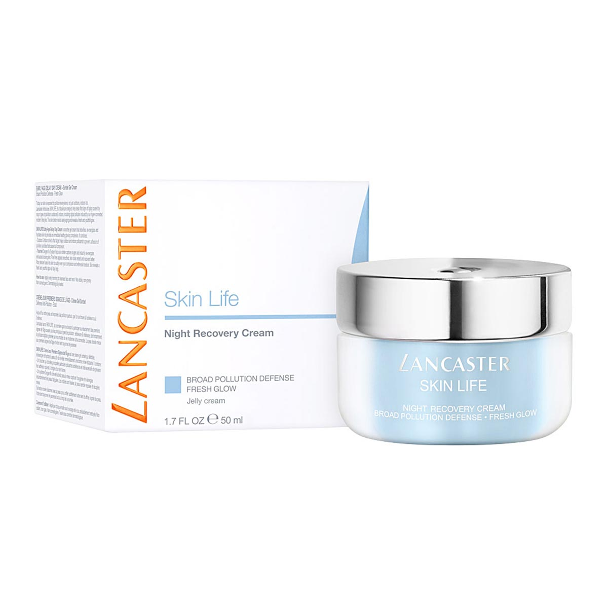 Lancaster skin life night recovery cream 50ml