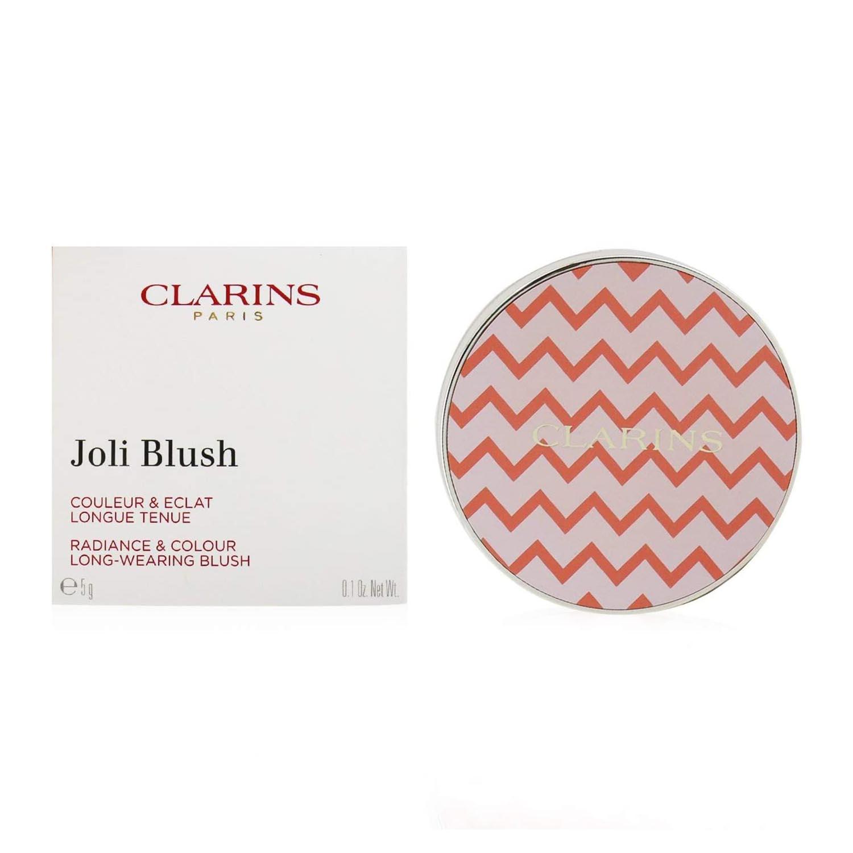 Clarins joli blush cheeky peachy edicion limitada