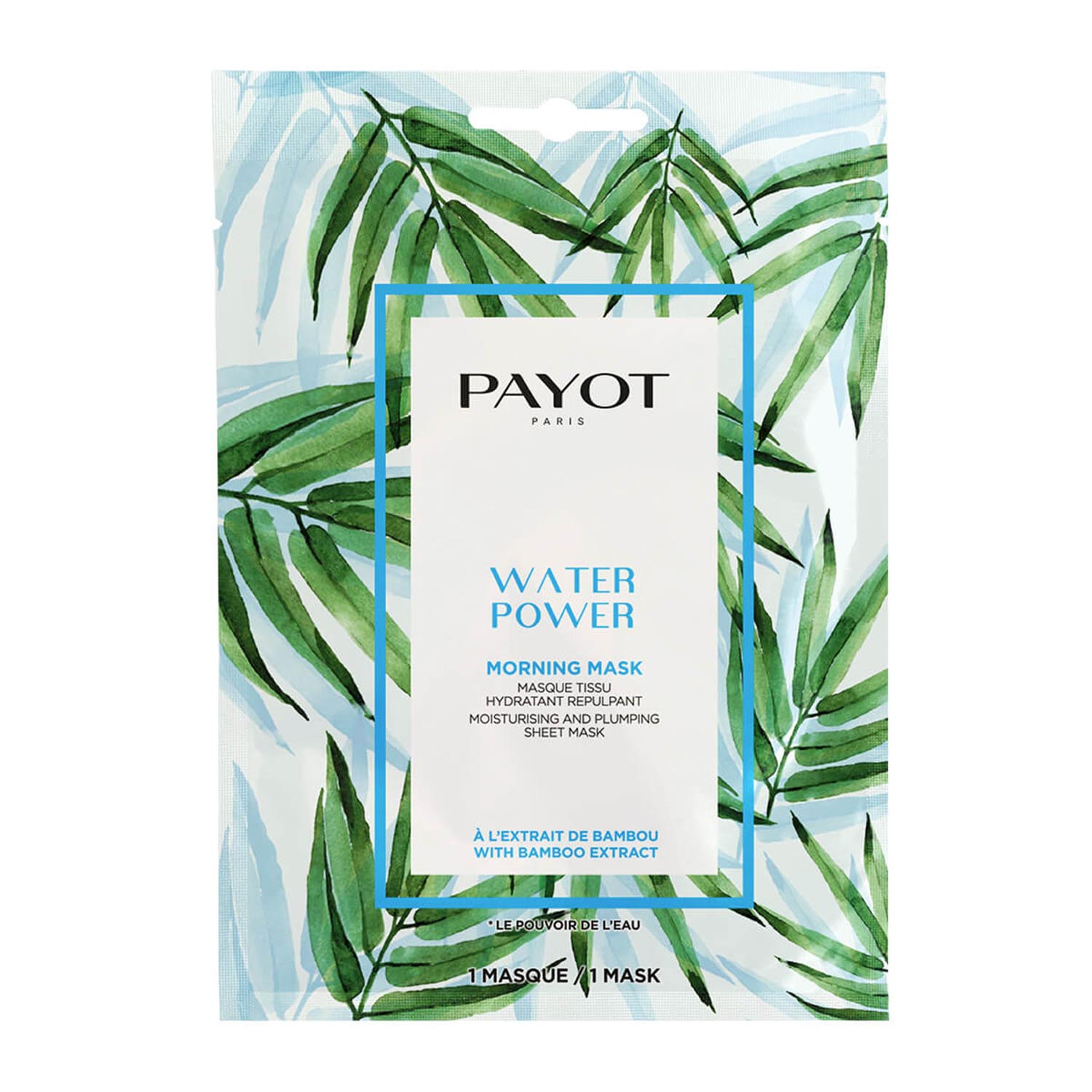 Payot water power morning mask 15ud