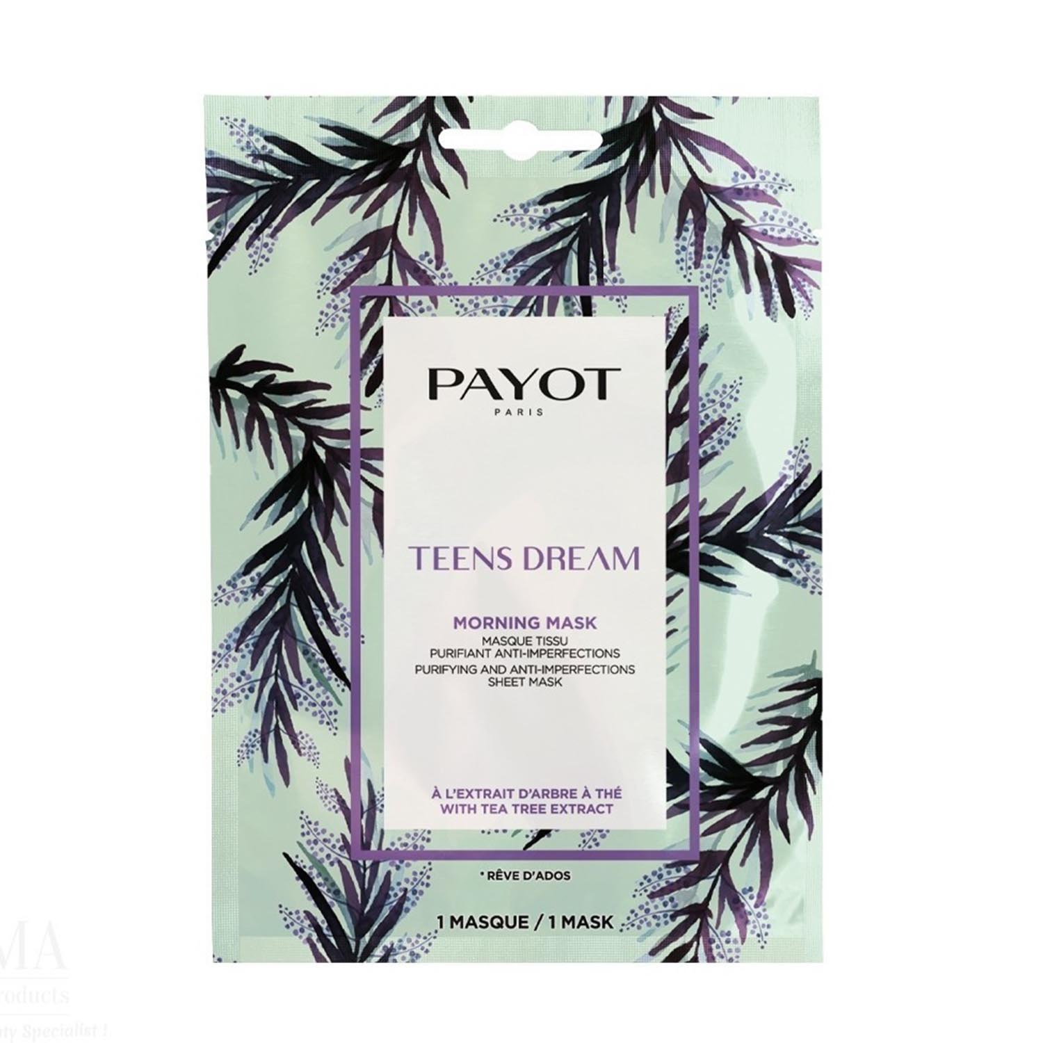 Payot teens dream morning mask 15ud
