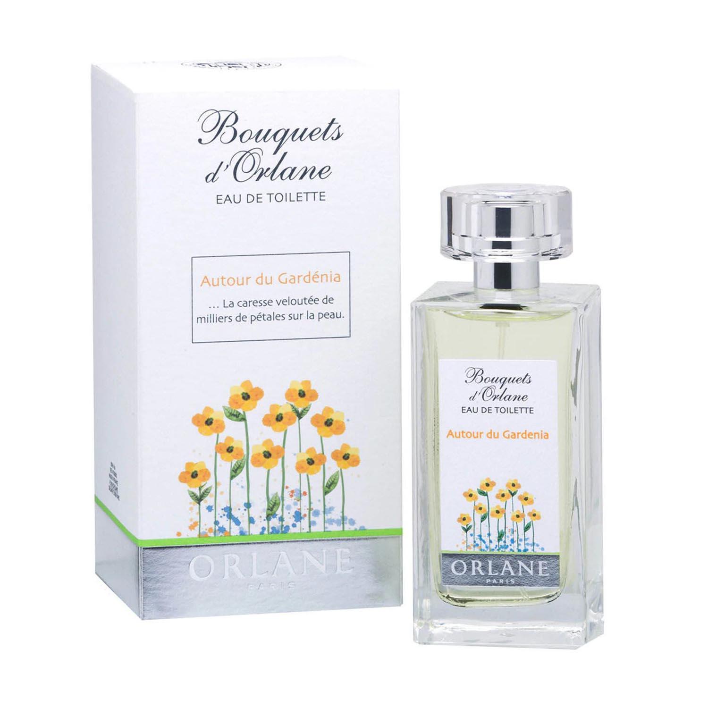 Orlane bouquets d orlane autour du gardenia eau de toilette 100ml vaporizador