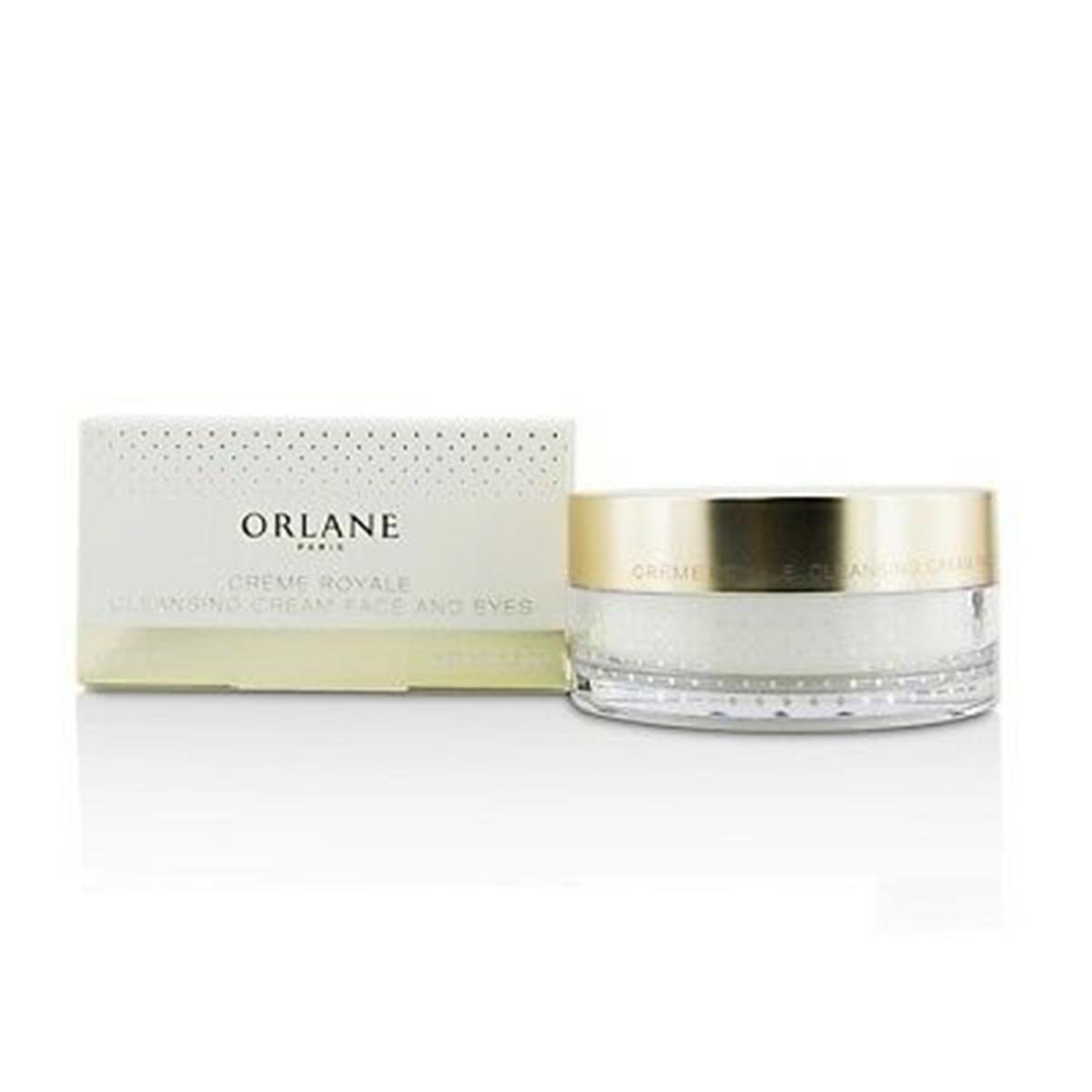 Orlane creme royale cleansing cream face and eyes 130ml