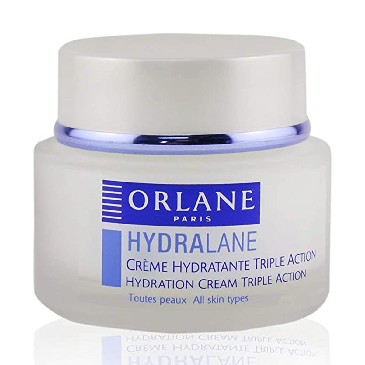 Orlane hydralane hydration cream triple action