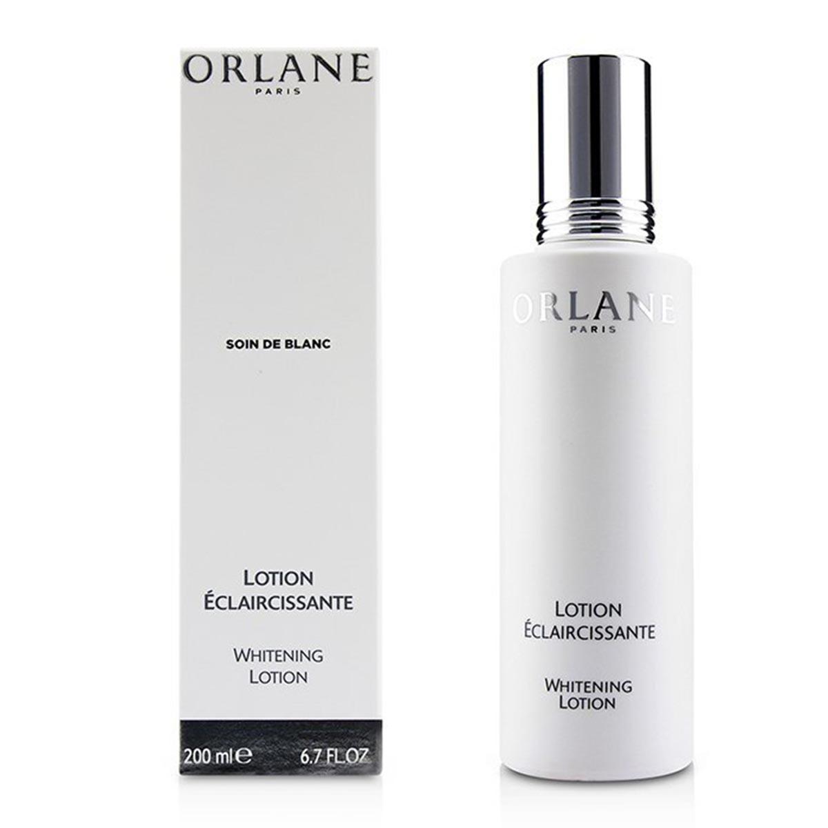 Orlane soin de blanc whitening lotion 200ml