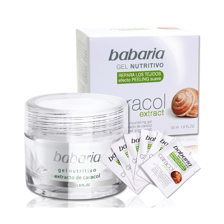 Babaria caracol extract gel 50ml
