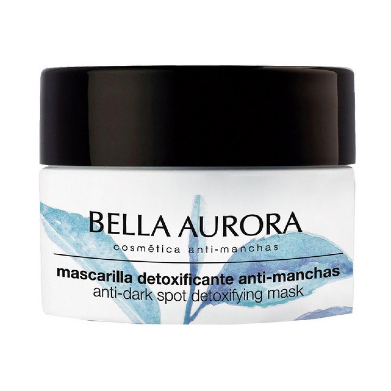 Bella aurora mascarilla detoxificante anti manchas 75ml