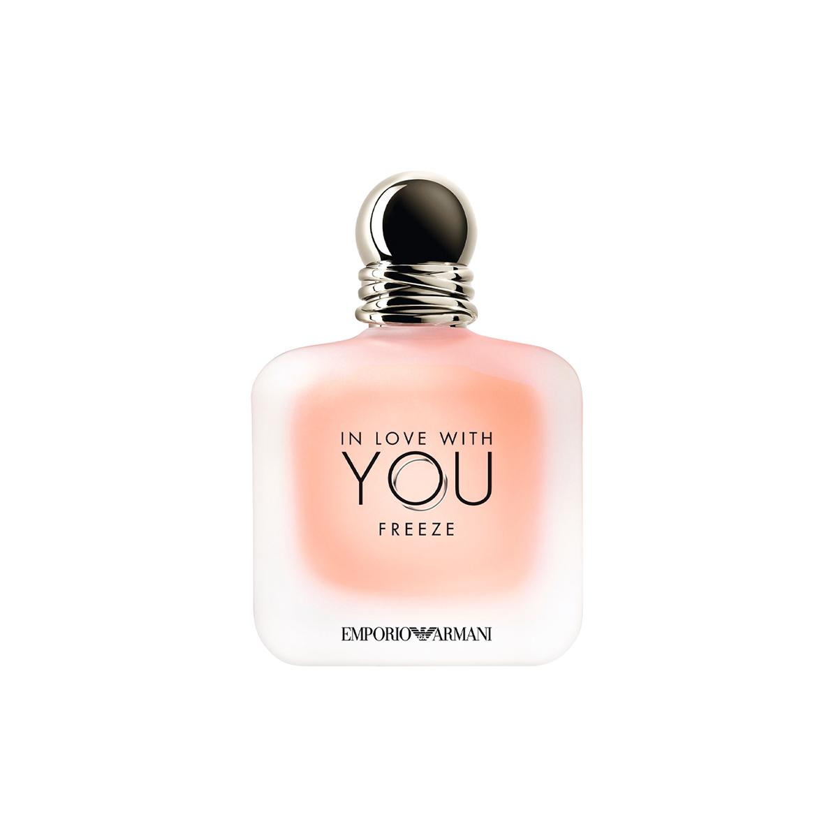 Emporio armani in love with you freeze eau de parfum 50ml vaporizador