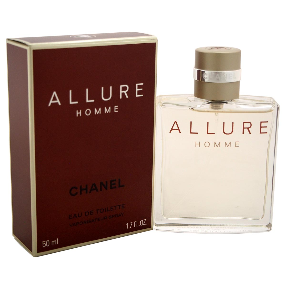 Chanel allure homme eau de toilette 50ml