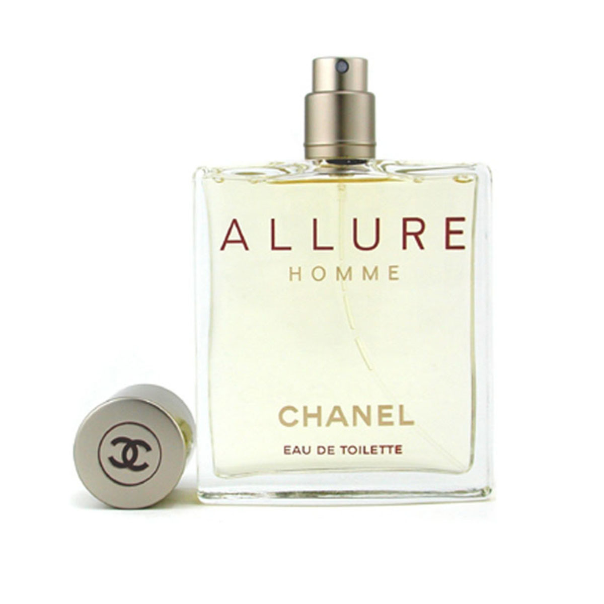 Chanel allure pour homme eau de toilette 100ml vaporizador